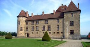 Château de Septème côté cour (c) NCombe