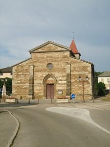 Eglise Septème