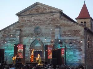 Eglise Septème Jazz