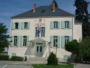 Mairie Septème