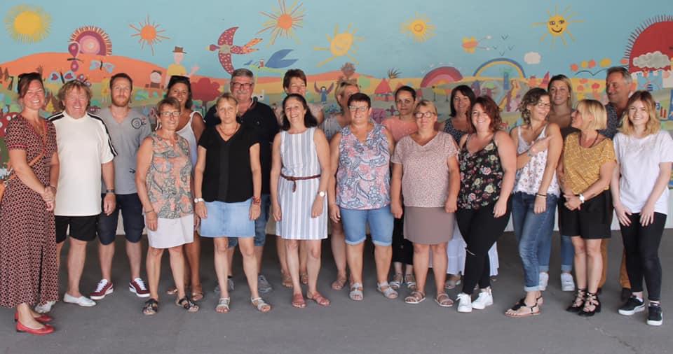 équipe enseignante 2019-2020