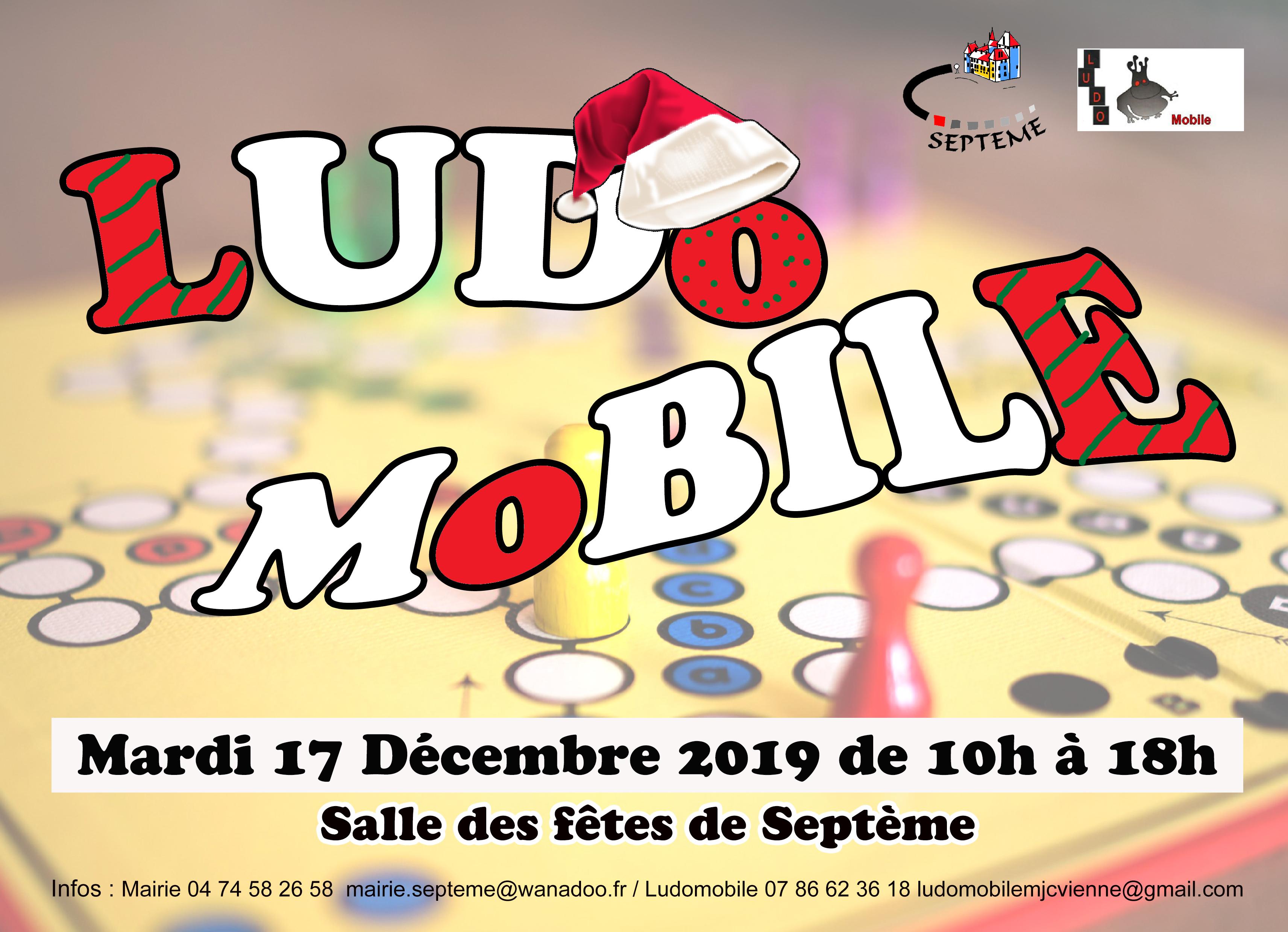 Ludomobile Décembre 2019