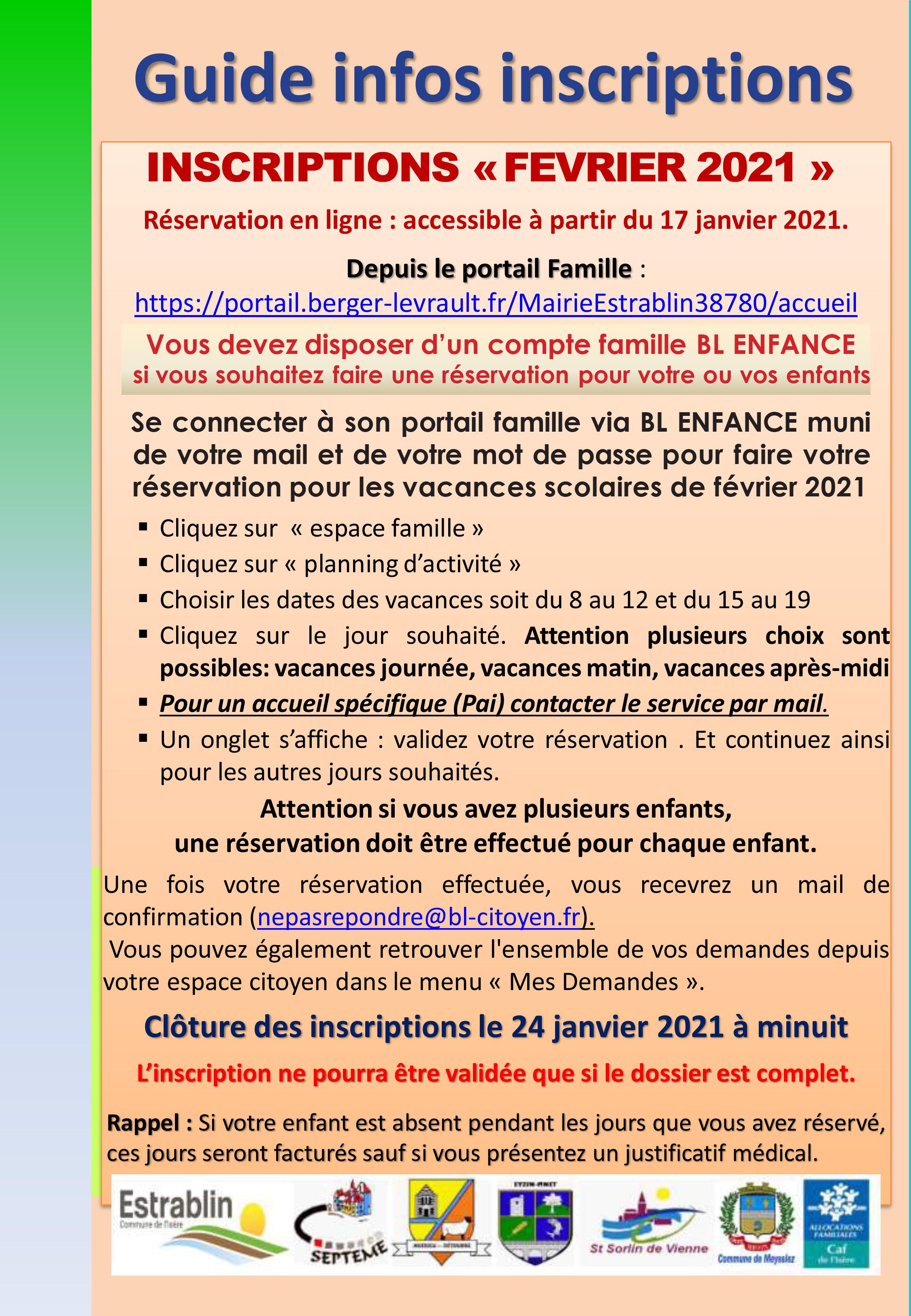 GEMENS VACANCES FEVRIER 2021-2