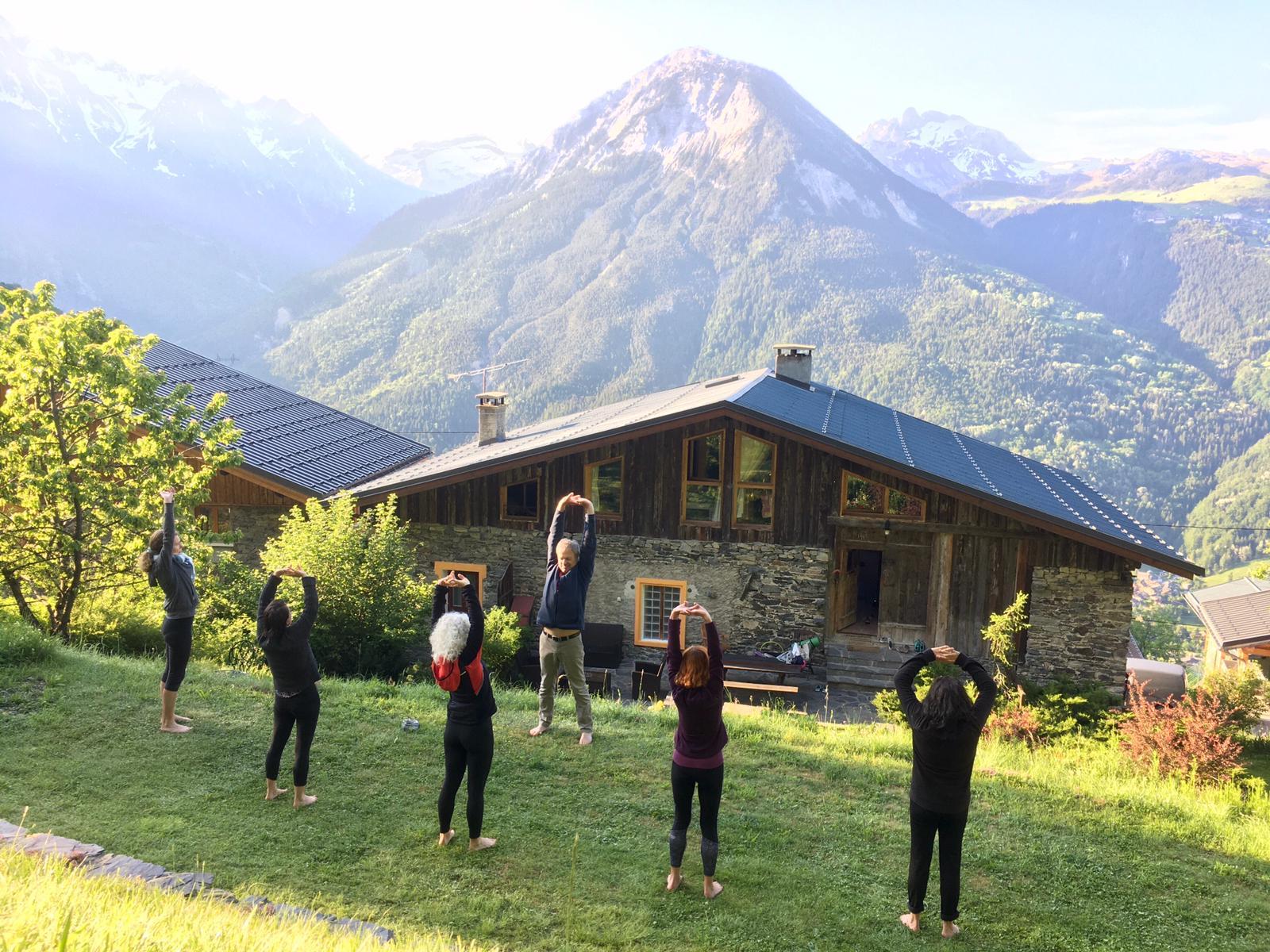 Stage Yoga Ayurveda 1