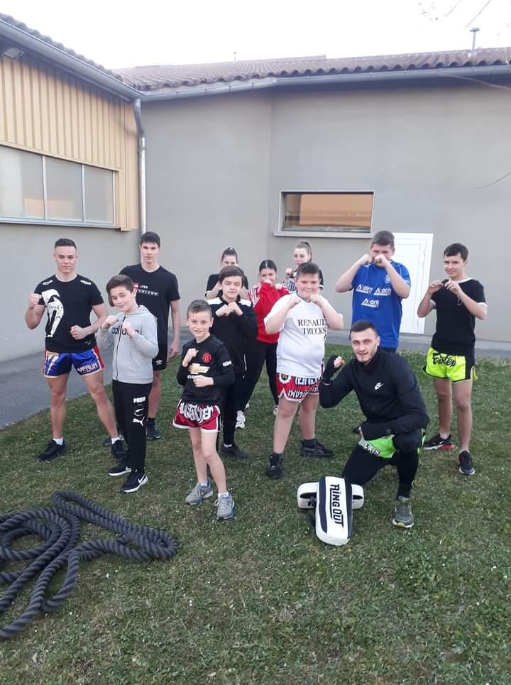 team FCSO cours des mineurs